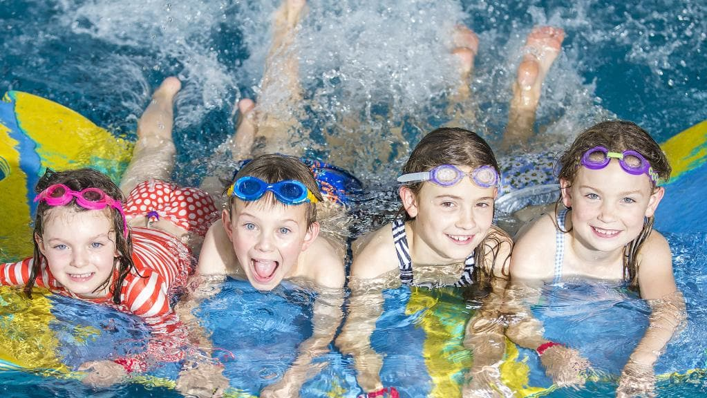 How Do Swimming Lessons Improve A Child S Physical